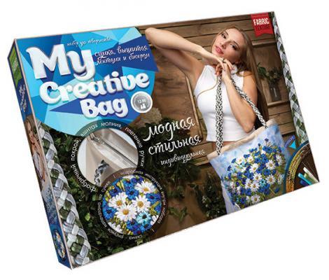 Набор для творчества ДАНКО-ТОЙС My creative bag - Ромашки от 12 лет