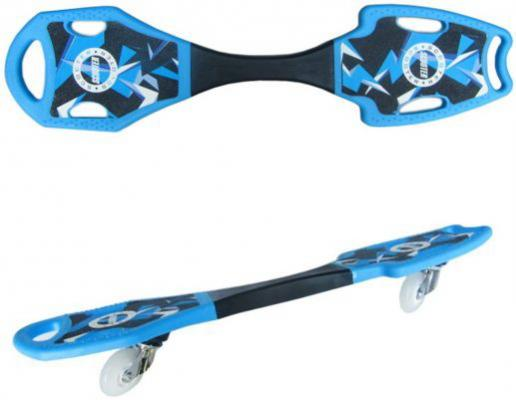Скейтборд Shantou Gepai 82х20 см (синий)