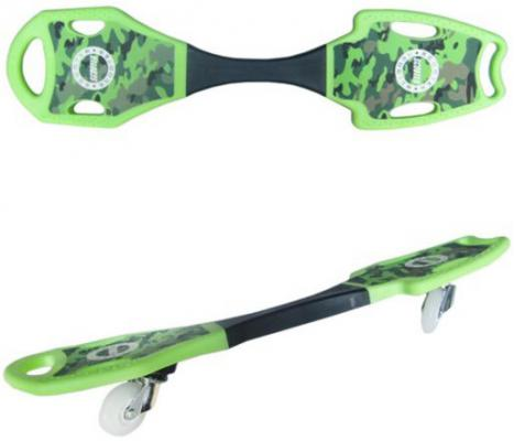 Скейтборд Shantou Gepai 82х20 см (зелёный)