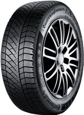 Шина Continental ContiVikingContact 6 SUV FR 245/70 R16 111T XL зимняя шина continental contivikingcontact 6 205 60 r16 96t tl xl