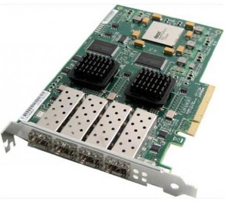 Адаптер Lenovo V3700 V2 2x 16Gb FC 4 Port Adapter Card 4x SW SFP ea 01DC659 опция lenovo 00mj093 6gb sas 4 port host interface card