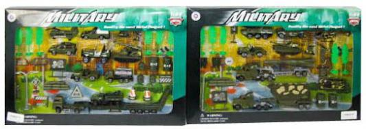 Игровой набор Pioneer Военная техника зеленый 6927076578490