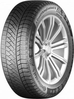 Шина Continental ContiVikingContact 6 SUV FR 265/60 R18 114T XL зимняя шина continental contivikingcontact 6 suv 255 55 r19 111t
