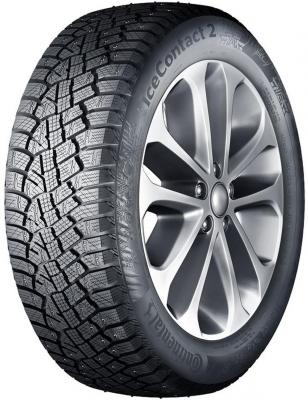 Шина Continental ContiIceContact 2 FR SUV KD 245/55 R19 103T зимняя шина continental contivikingcontact 6 suv 255 50 r20 109t
