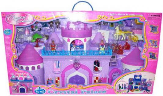 Дом для кукол Shantou Gepai Дворец для кукол с аксессуарами