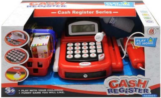 Игровой набор Shantou Gepai Касса со сканером игровой набор shantou gepai касса с продуктами yh818 2 12 предметов