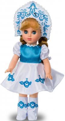 Кукла Весна Алла Гжельская красавица В144 весна кукла алла цвет одежды белый оранжевый