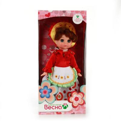 Кукла Весна Эля Дымковская барыня