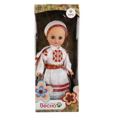 Кукла Весна Элла в белорусском костюме