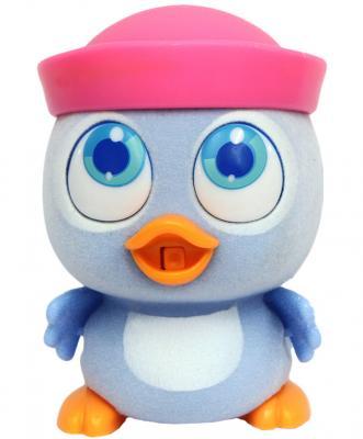Интерактивная игрушка Brix`n Clix Пи-ко-ко Утенок в панаме от 3 лет сиреневый 22060