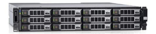 Дисковый массив Dell PowerVault MD1400 210-ACZB/003