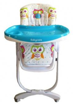Стульчик для кормпления Baby Care Trona (blue) baby care стульчик для кормления trona baby care