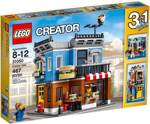 Конструктор Lego Криэйтор Магазинчик на углу 467 элементов 31050