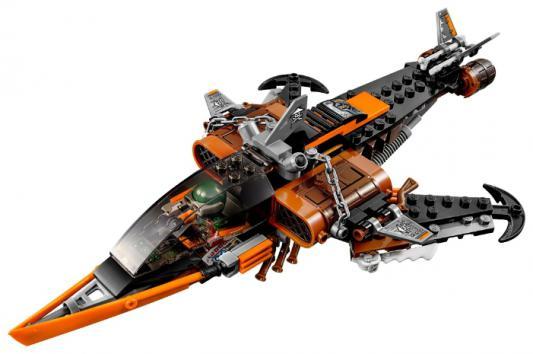 Конструктор LEGO Ниндзяго Небесная акула 221 элемент 70601