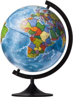 Глобус Земли политический 320 серия Классик Globen К013200016 globen глобус земли политический рельефный 320 серия евро