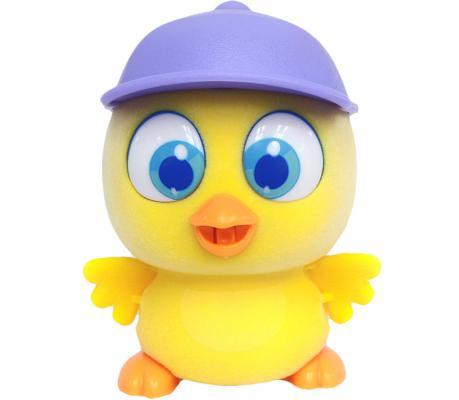 Интерактивная игрушка Brix`n Clix Цыпленок в кепке от 3 лет жёлтый 22030