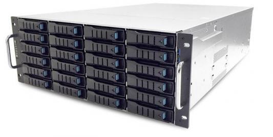 Серверный корпус 4U AIC RSC-4BT 1200 Вт чёрный