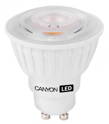 Лампа светодиодная Canyon MRGU10/5W230VN60 GU10 4.8W 4000K