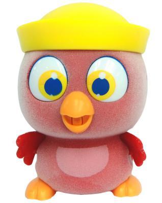 Интерактивная игрушка Brix`n Clix Пи-ко-ко Какаду в панаме от 3 лет разноцветный 22040