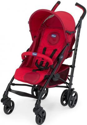 Коляска-трость с бампером Chicco Lite Way Top Stroller (red)