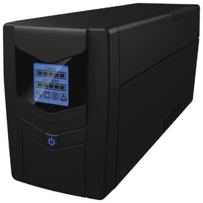 ИБП Ippon Back Power Pro LCD 800 480Вт 800ВА черный