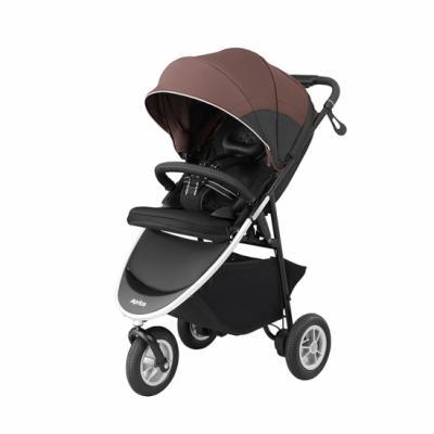Прогулочная коляска Aprica Smoove (коричневый) прогулочные коляски aprica luxuna air