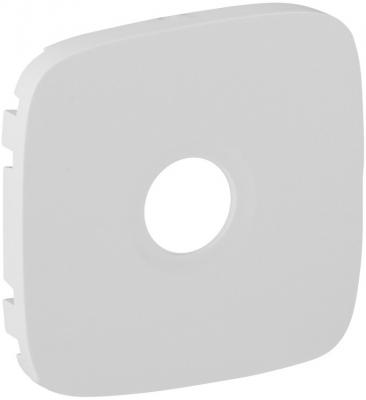Лицевая панель Legrand Allure для ТВ розетки белый 754765