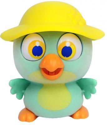 Интерактивная игрушка Brix`n Clix Пи-ко-ко Попугай в шляпе от 3 лет разноцветный 22010