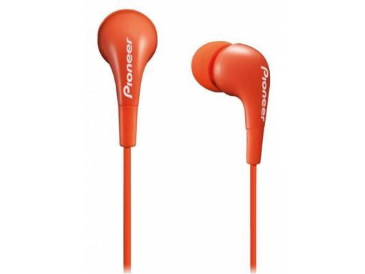 цена на Наушники Pioneer SE-CL502-M оранжевый