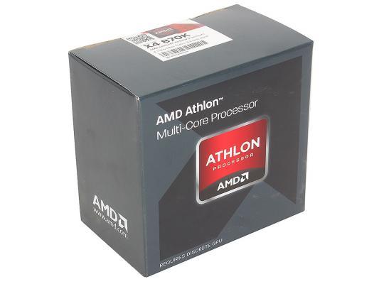 Процессор AMD Athlon X4 870K 3.9GHz AD870KXBJCSBX Socket FM2+ BOX