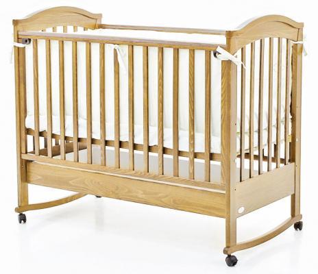 Кроватка-качалка Fiorellino Penelope (natur)