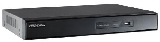 Видеорегистратор сетевой Hikvision DS-7204HQHI-F1/N 1920x1080 1хHDD USB2.0 HDMI VGA до 4 каналов