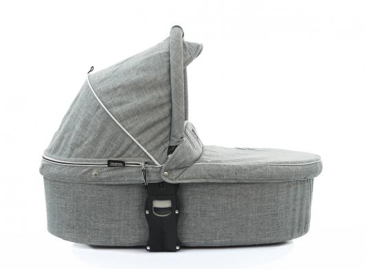 Люлька Valco baby Q Bassinet для колясок Trimod X/Snap 4 Ultra/Quad X TM (grey marle)
