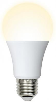 Лампа светодиодная груша Volpe Optima E27 8W 3000K LED-A60-8W/WW/E27/FR/O