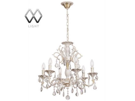Подвесная люстра MW-Light Свеча 301014706 подвесная люстра свеча 301014706
