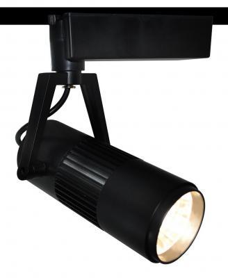 Трековый светильник Arte Lamp Track Lights A6520PL-1BK