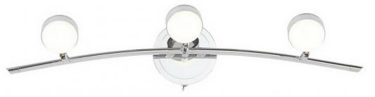 Спот IDLamp Savini 348/3A-Chrome idlamp спот idlamp lorenza 351 3a chrome