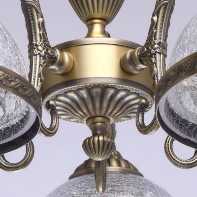 Потолочная люстра MW-Light Аманда 6 481011805 от 123.ru