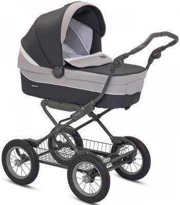 Коляска для новорожденного Inglesina Sofia на шасси Ergobike Slate (AB15H6GRF + AE15H6100)