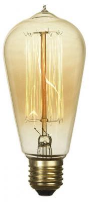 Лампа накаливания колба Lussole E27 60W 2700K GF-E-764
