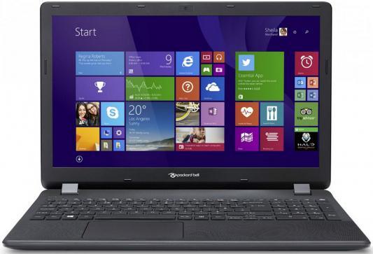 "Ноутбук Packard Bell Packard Bell ENTG81BA-P1MV 15.6"" 1366x768 Intel Pentium-N3700 NX.C3YER.022"