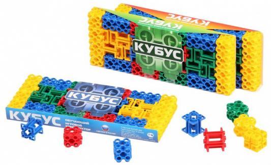 Купить Конструктор Биплант Кубус (малая упаковка) 40 элементов новый 11029, Пластмассовые конструкторы