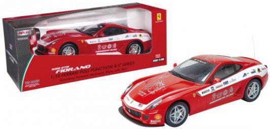 Машинка на радиоуправлении MJX Ferrari 599 GTB Fiorano PANAMERICA от 6 лет красный 6927696281930