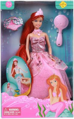 Кукла Defa Lucy Русалка 29 см в ассортименте 8188 цена 2017