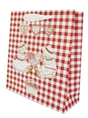 Пакет подарочный Winter Wings BG1532 23 х 24 см 1 шт цена