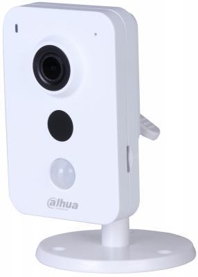 Камера IP Dahua DH-IPC-K35P CMOS 1/3'' 1920 x 1080 H.264 MJPEG RJ-45 LAN Wi-Fi белый камера ip dahua dh ipc hdpw1420fp as 0280b cmos 1 3'' 1920 x 1080 h 264 mjpeg rj 45 lan poe белый