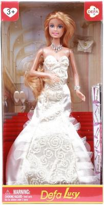 Кукла Defa Lucy Светский раут 29 см в ассортименте 8270 кукла defa lucy принцесса 29 см в ассортименте 8182