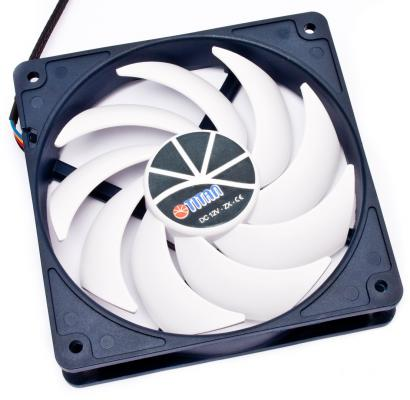 Вентилятор Titan TFD-12025H12ZP/KU(RB) 120x120x25mm 4 pin 2200rpm