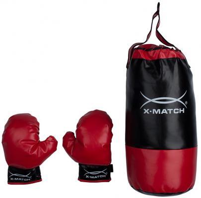 Набор для Бокса X-match, Д-200мм, H-400 мм, сетка