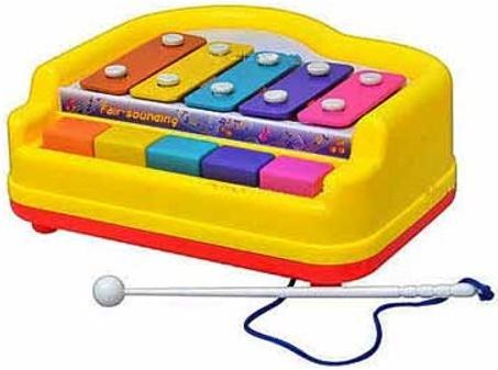 Ксилофон Shantou Gepai 5 тонов с клавишами 3010